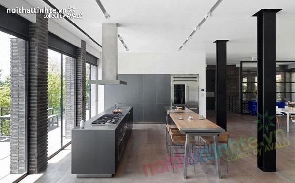 Thiết kế nhà đẹp với nhiều nét kiến trúc hấp dẫn 08