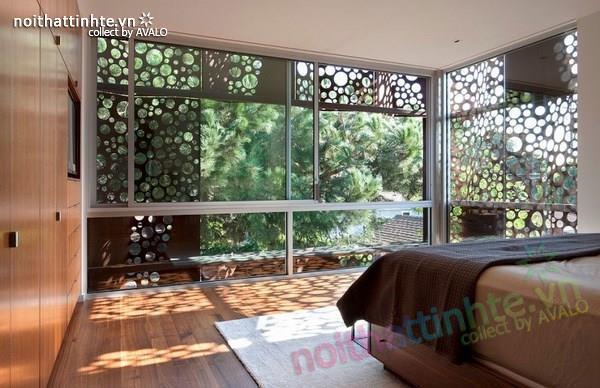 Mẫu nhà đẹp 2 tầng hiện đại Navalo Residence 09