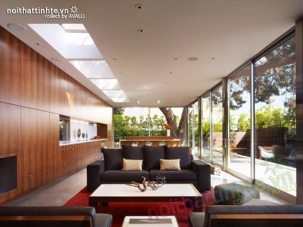 Mẫu nhà đẹp 2 tầng hiện đại Navalo Residence 03