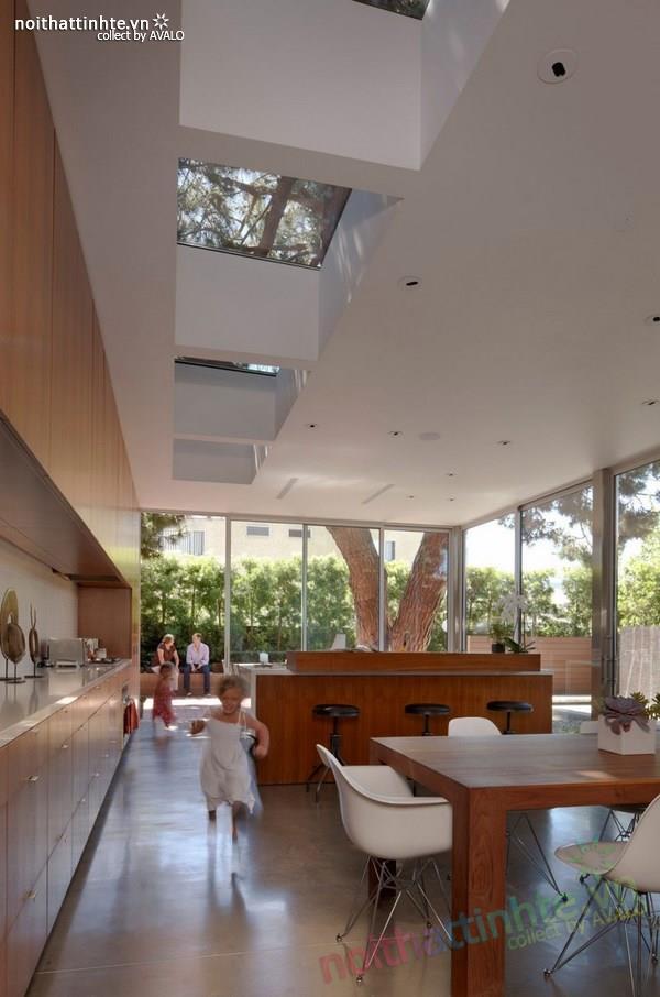Mẫu nhà đẹp 2 tầng hiện đại Navalo Residence 04