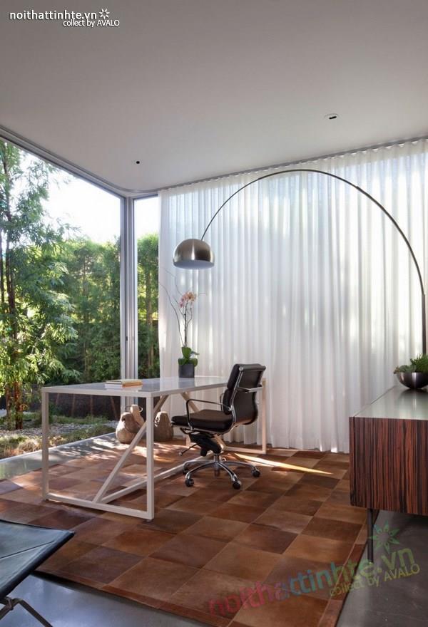 Mẫu nhà đẹp 2 tầng hiện đại Navalo Residence 05