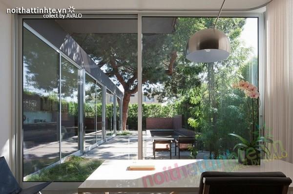 Mẫu nhà đẹp 2 tầng hiện đại Navalo Residence 06