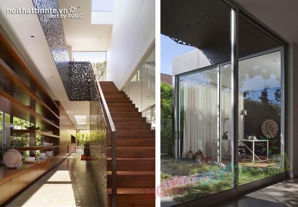Mẫu nhà đẹp 2 tầng hiện đại Navalo Residence 07