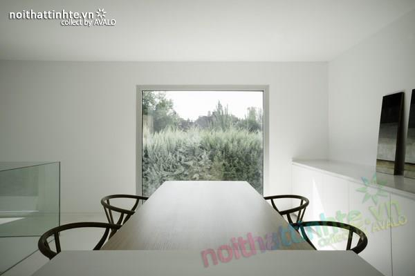 Nhà đẹp 2 tầng với không gian mở ở Tây Ban Nha 09