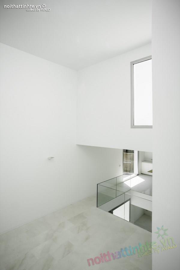 Nhà đẹp 2 tầng với không gian mở ở Tây Ban Nha 06