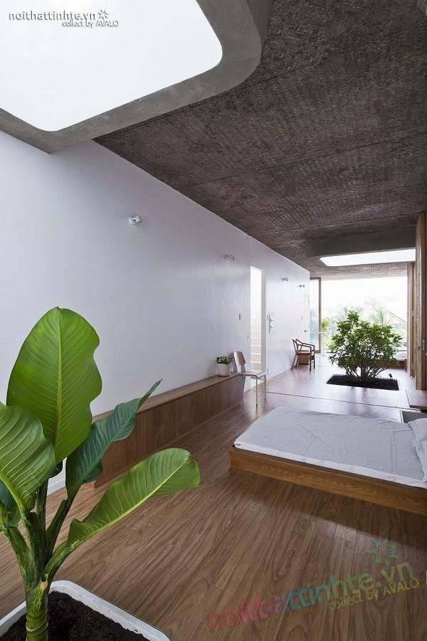Thiết kế nhà ống đẹp 4 tầng tại TP. Hồ Chí Minh 12