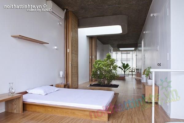 Thiết kế nhà ống đẹp 4 tầng tại TP. Hồ Chí Minh 04