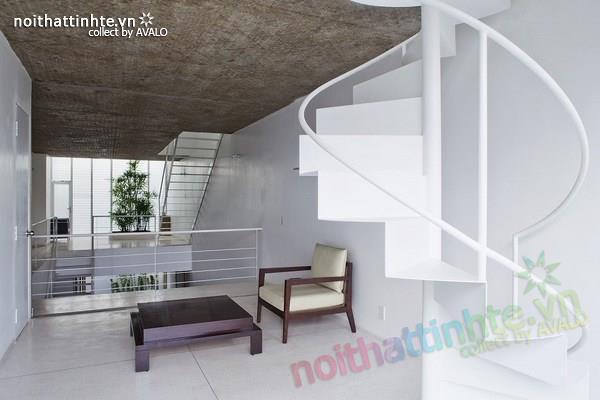Thiết kế nhà ống đẹp 4 tầng tại TP. Hồ Chí Minh 06