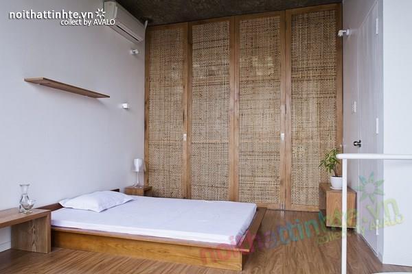 Thiết kế nhà ống đẹp 4 tầng tại TP. Hồ Chí Minh 07