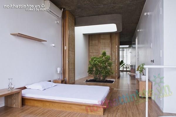 Thiết kế nhà ống đẹp 4 tầng tại TP. Hồ Chí Minh 08