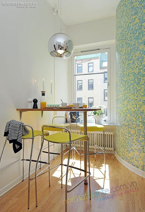 màu sắc ảnh hưởng như nào đến thiết kế nội thất 10