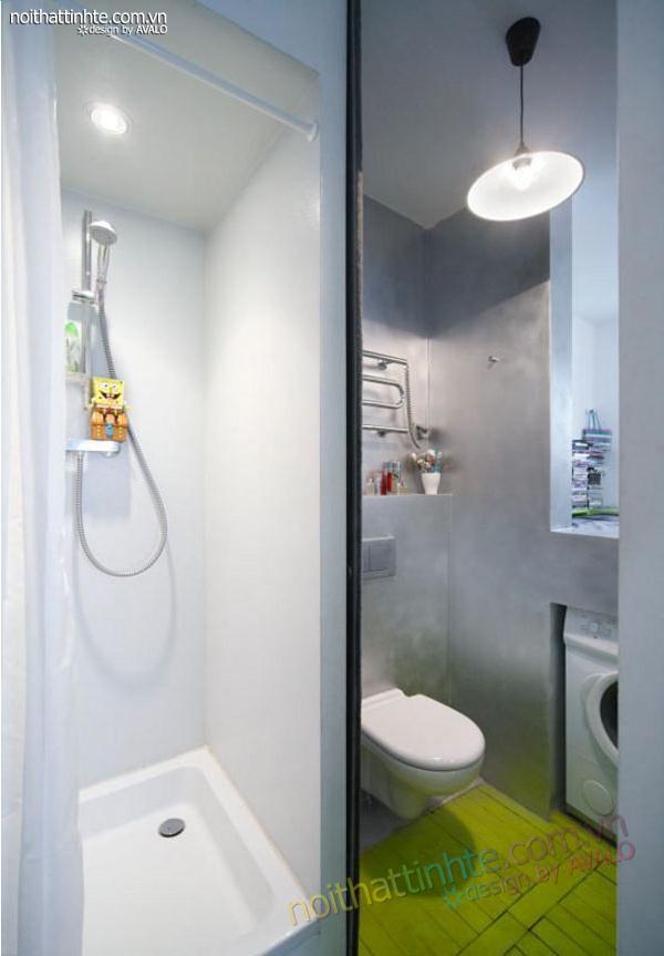 thiết kế nội thất nhà nhỏ đẹp 21m2-05