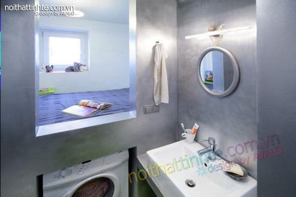 thiết kế nội thất nhà nhỏ đẹp 21m2-07
