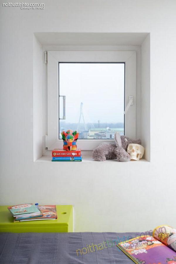 thiết kế nội thất nhà nhỏ đẹp 21m2-08