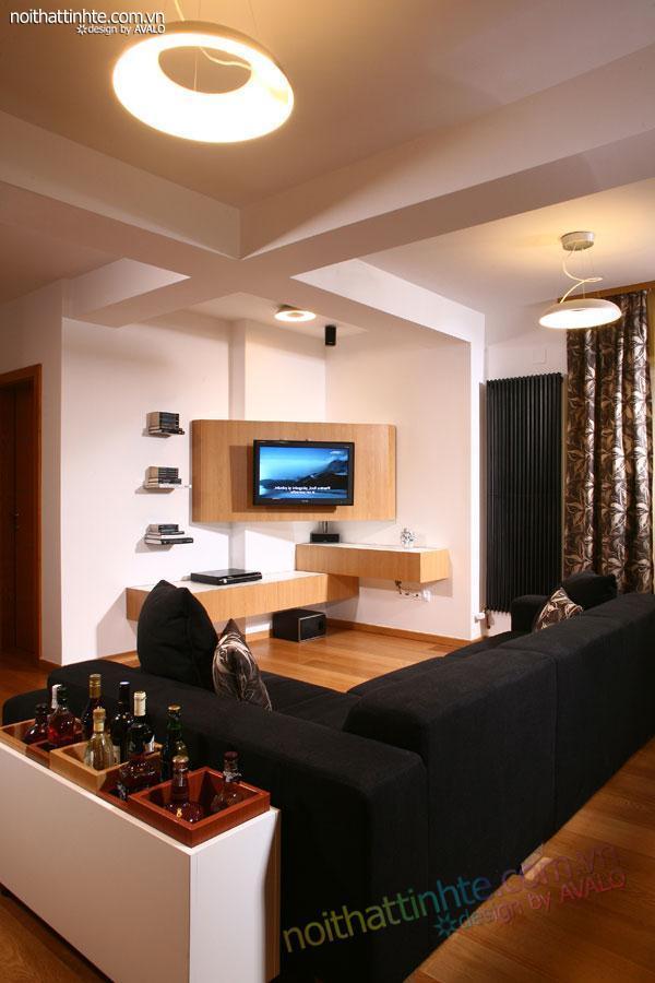 thiết kế nội thất chung cư Timisoara đa tính năng chi phí thấp 02
