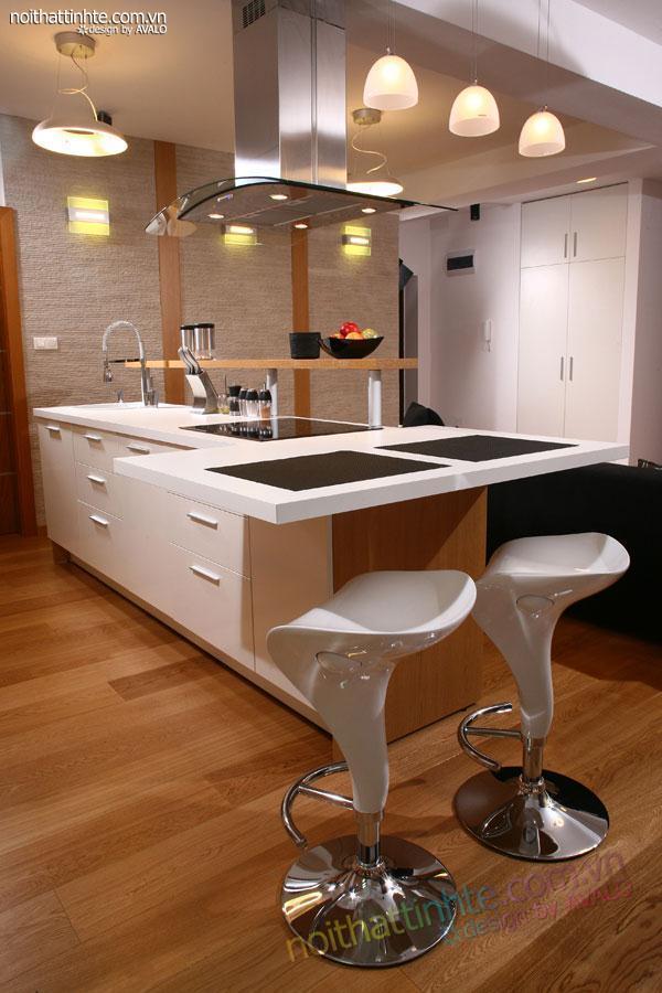 thiết kế nội thất chung cư Timisoara đa tính năng chi phí thấp 04