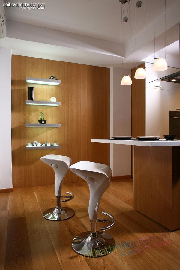 thiết kế nội thất chung cư Timisoara đa tính năng chi phí thấp 06