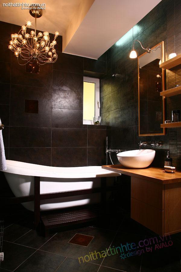 thiết kế nội thất chung cư Timisoara đa tính năng chi phí thấp 08