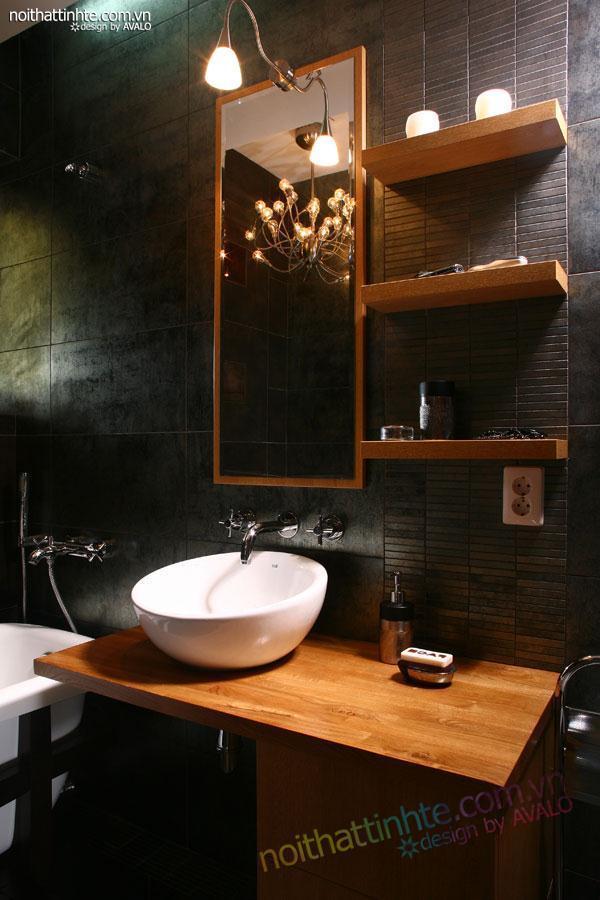 thiết kế nội thất chung cư Timisoara đa tính năng chi phí thấp 09