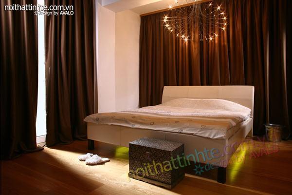 thiết kế nội thất chung cư Timisoara đa tính năng chi phí thấp 11