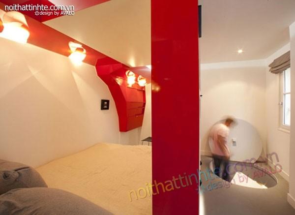 căn hộ chung cư cao cấp 23m2 Paris - 06