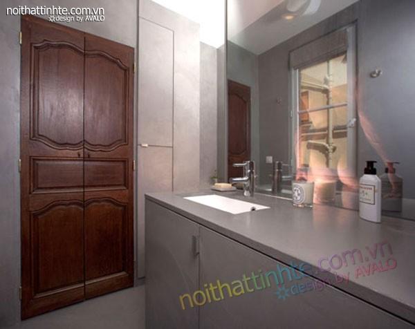căn hộ chung cư cao cấp 23m2 Paris - 09