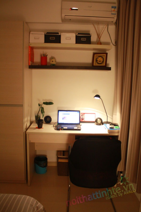 trang trí nội thất nhà nhỏ 43 m2 08