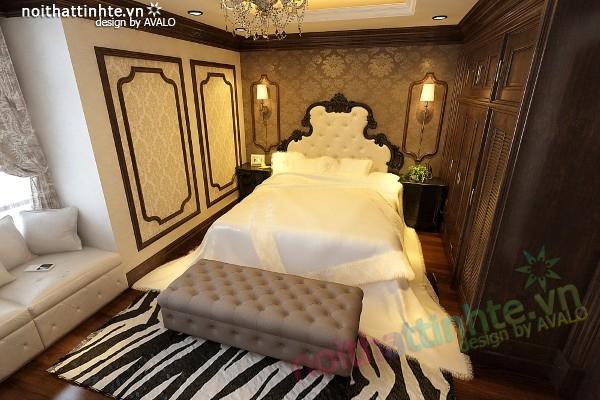 Trang trí phòng ngủ đẹp với căn hộ Hoàng Anh Gia Lai
