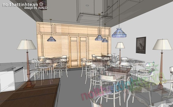 thiết kế nhà đẹp 2 tầng 03