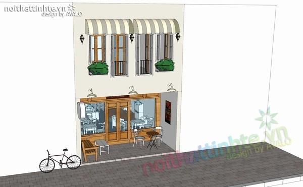 thiết kế nhà đẹp 2 tầng 05