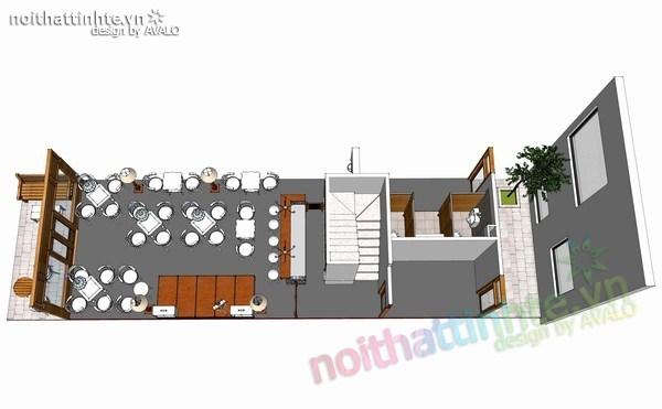 thiết kế nhà đẹp 2 tầng 06