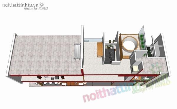 thiết kế nhà đẹp 2 tầng 08
