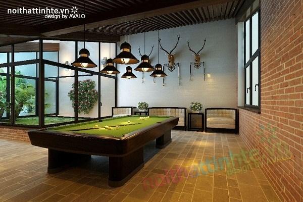 Thiết kế nội thất biệt thự Việt Hưng 16