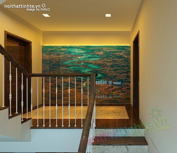 Thiết kế nội thất biệt thự Việt Hưng 18