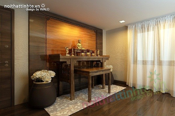 Thiết kế nội thất biệt thự Việt Hưng 20