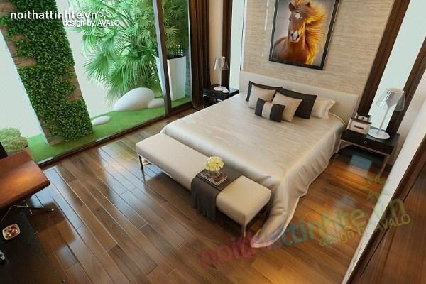 Thiết kế nội thất biệt thự Việt Hưng 22