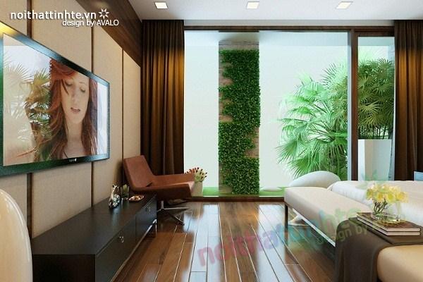 Thiết kế nội thất biệt thự Việt Hưng 23