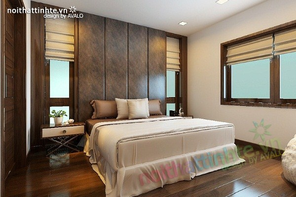 Thiết kế nội thất biệt thự Việt Hưng 25