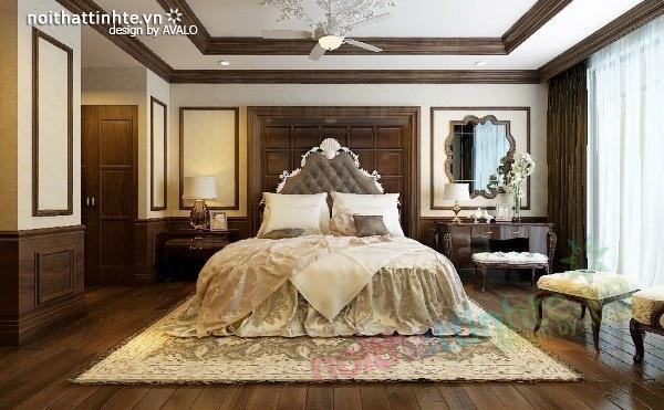 Thiết kế nội thất chung cư Royal city nhà anh Duy 14