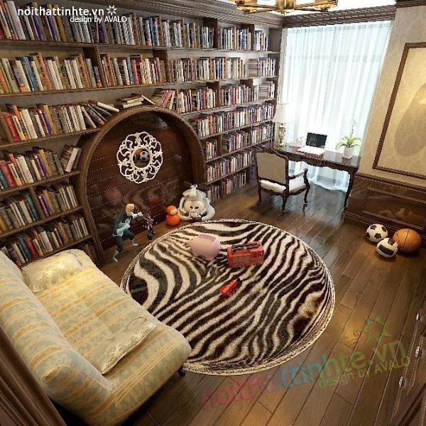 Thiết kế nội thất chung cư Royal city nhà anh Duy 17