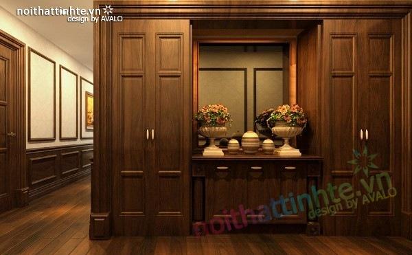 Thiết kế nội thất chung cư Royal city nhà anh Duy 09
