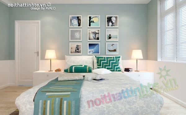 Thiết kế nội thất chung cư đẹp 70 m2 13