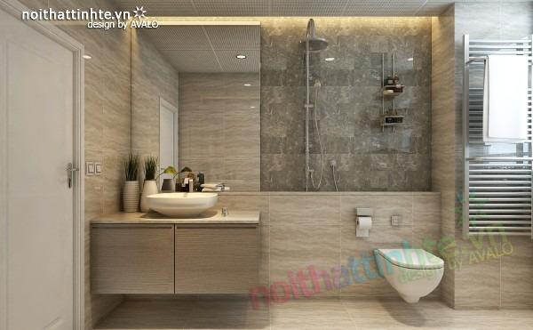 Thiết kế nội thất chung cư đẹp 70 m2 15