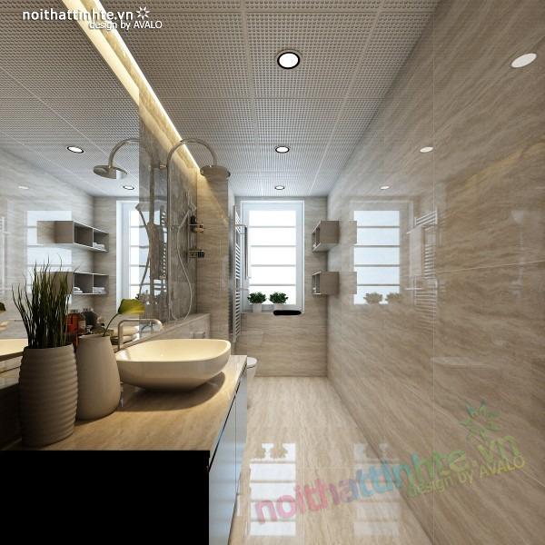 Thiết kế nội thất chung cư đẹp 70 m2 16