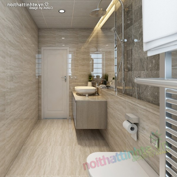 Thiết kế nội thất chung cư đẹp 70 m2 17