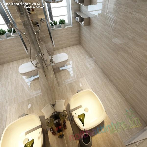 Thiết kế nội thất chung cư đẹp 70 m2 182