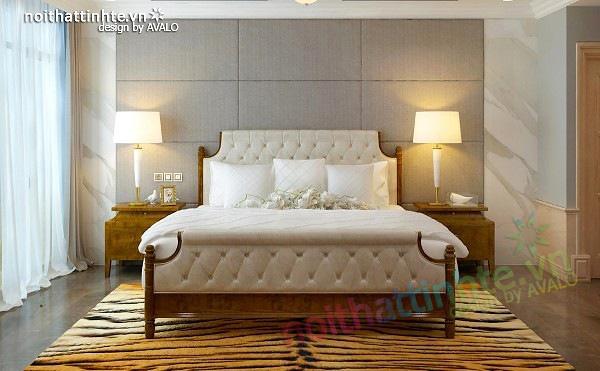 Thiết kế nội thất chung cư Royal city 135 m2 08