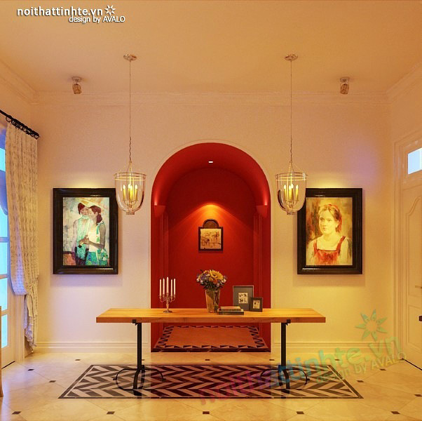 Thiết kế nội thất phong cách Địa Trung Hải 10