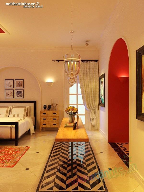 Thiết kế nội thất phong cách Địa Trung Hải 11