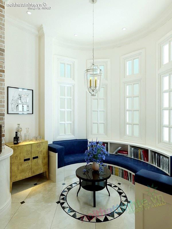 Thiết kế nội thất phong cách Địa Trung Hải 12